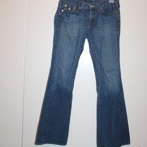 True Religion Joey Jeans Women size 30